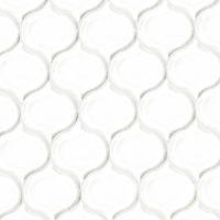 DECPROPOWLANMO - Provincetown Mosaic - Porch White