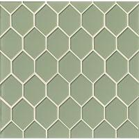 GLSMALFERART - Mallorca Glass Mosaic - Fern