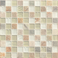 GLSELM0101-CH - Elume Mosaic - Champagne