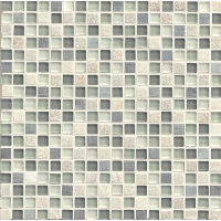 GLSELM5858-HG - Elume Mosaic - Heather Grey