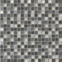 GLSELM5858-OP - Elume Mosaic - Organic Pewter