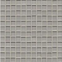 GLSMANPLA11GMC - Manhattan Mosaic - Platinum