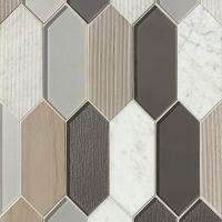 GLSVERDASPTHEXSGB - Verve Mosaic - Dash