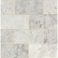 MRBWHTCAR0306H - White Carrara Tile - White Carrara