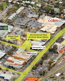 26 Commercial Place and 6 Pryor Street ELTHAM VIC 3095