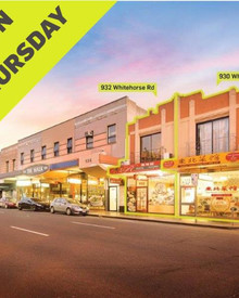 930 & 932 Whitehorse Road BOX HILL VIC 3128