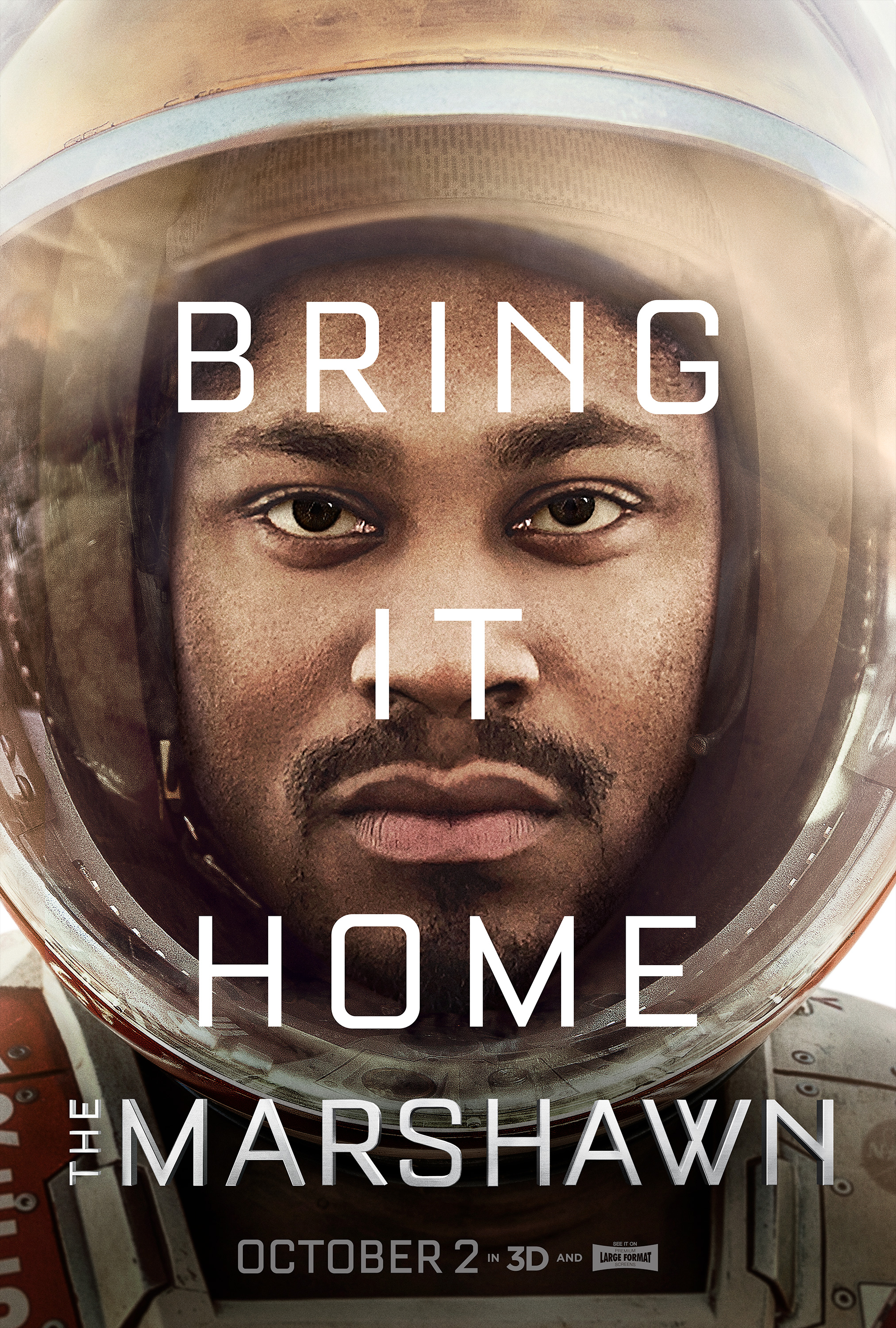 The Martian Project Details
