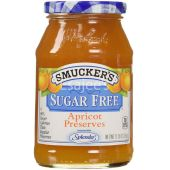 Smuckers Sugar Free Apricot Preserves