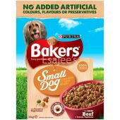 Bakers Purina Small Beef Dog Food