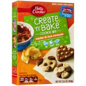 Betty Crocker  Create N Bake Cookie Mix 354g
