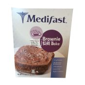 Medifast Brownie With Real Chocolate Chips