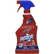 Resolve House Hold Carpet Stain Remover Pet Stain