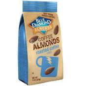 Blue Diamond  Dry Fruit Coffee Almonds Roasted Coffee