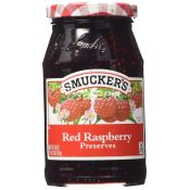 Smuckers  Jams Red Raspberry