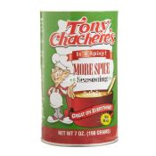 Tony  Spices More Spice Chacheres Seasoning
