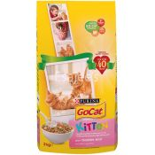 Purina Go Cat Kitten With Chicken Milk Cat Food