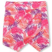 The Children's Place  Girl Active Printed Wrap Skort Funfeti Pink
