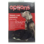 Options Dog Acces Travel Car Harness Small