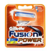 Gillette Fusion Shaving Razor Power Mach3 5+1Free