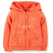 Carters Girls Hoodie Sweatshirt Beach Life