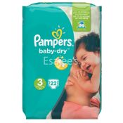 Pampers Baby Wipes Size 3