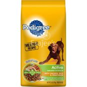 Pedigree  With Chicken Rice And Vegetables Dog Food