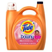 Tide Detergents Downy