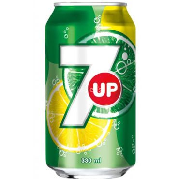 7up Regular Can Soft Drink