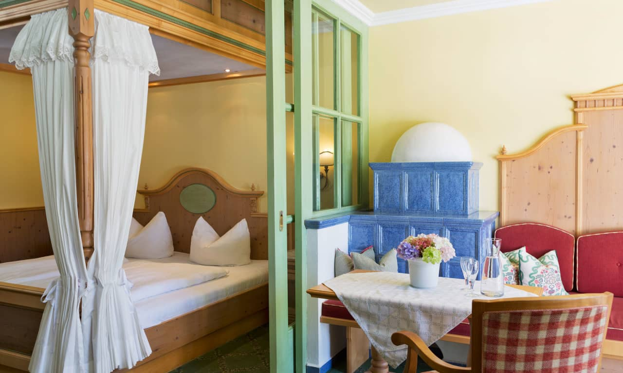 Hotel Neuhaus Mayrhofen Standard Twin Room
