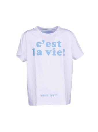 Off White C'est La Vie T-shirt
