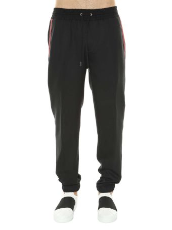 Givenchy Trousers With Coulisse At Waist