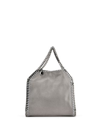 Light Grey Falabella Mini Tote