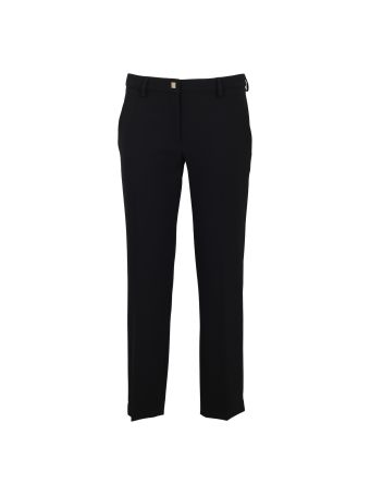 Versace Collection Cigarette Trousers