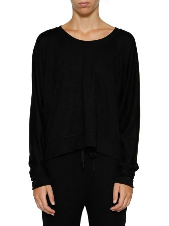 T By Alexander Wang 'enzyme Washed French Drapey' Sweatshirt