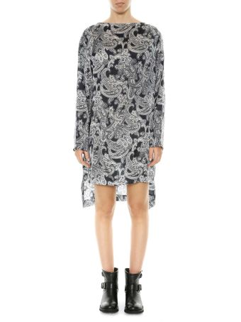 Acne Studios Paisley Patterned Tunic Dress
