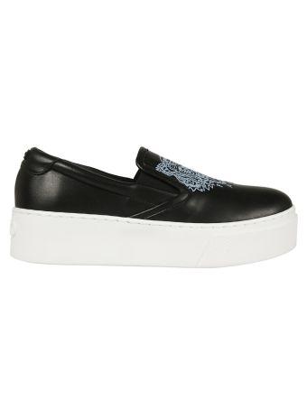 Kenzo Tiger Platform Sneakers