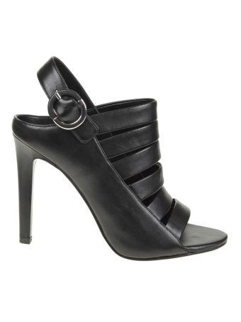 Kendall+kylie Sandalo Black Sandals