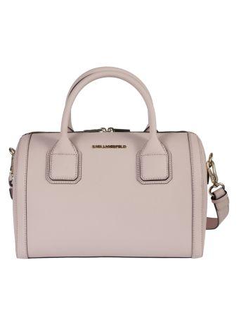 Karl Lagerfeld K/Klassik Bowling Shoulder Bag