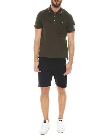 Moncler Gamme Bleu Short Sleeves Polo T-shirt