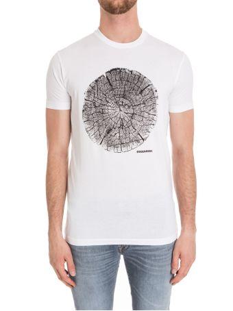 Dsquared Cotton T-shirt