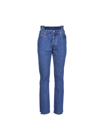Vetements High Waist Jeans