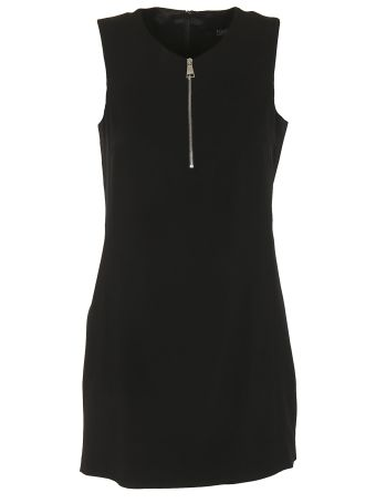 Karl Lagerfeld Layered Mini Dress