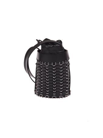 Paco Rabanne Mini Satchel Bag