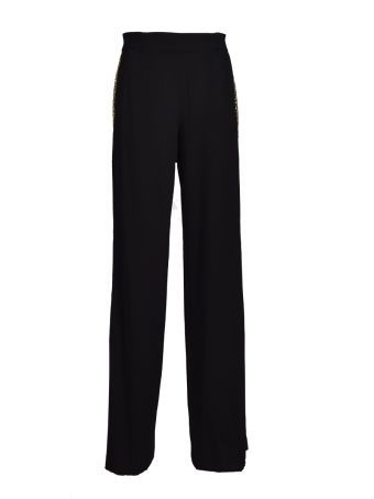 Alice + Olivia Side Stripe Trousers