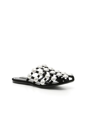 Amelia Suede Sandals
