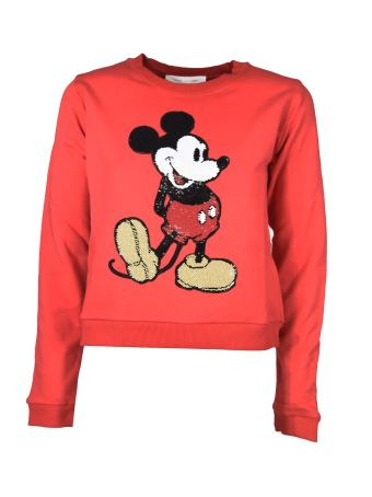 Marc Jacobs Mickey Mouse Embroidered Sweatshirt