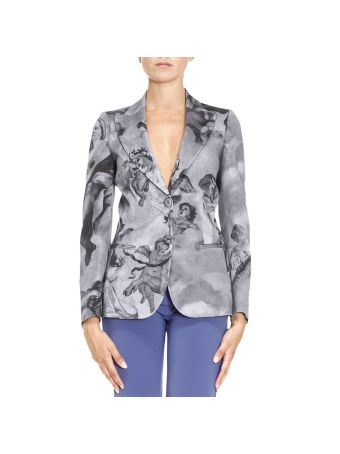 Blazer Blazer Women Moschino Couture