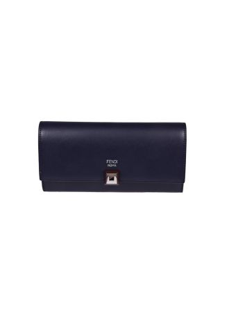 Fendi Rainbow Continental Wallet
