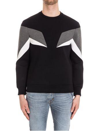 Neil Barrett Viscose Blend Sweatshirt