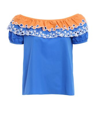 Peter Pilotto Embroidered Top